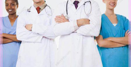 Đồng phục bệnh viên