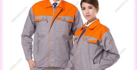 Đồng phục bải hộ lao động đẹp